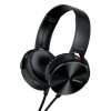 Наушники Sony Extra Bass Black черные MDR-XB450BV