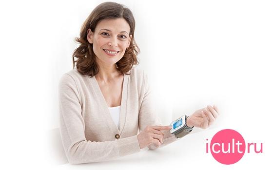 Medisana Wrist Blood Pressure Monitor With Bluetooth