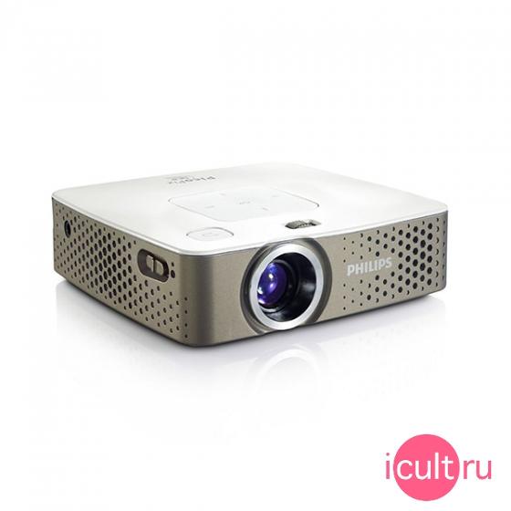 Philips picopix pocket projector 140 for Brookstone pocket projector micro
