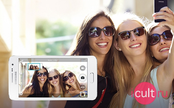 Купить онлайн Samsung Galaxy A3