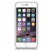 Чехол-бампер Macally Protective Frame White для iPhone 6 Plus белый RIMP6L-W