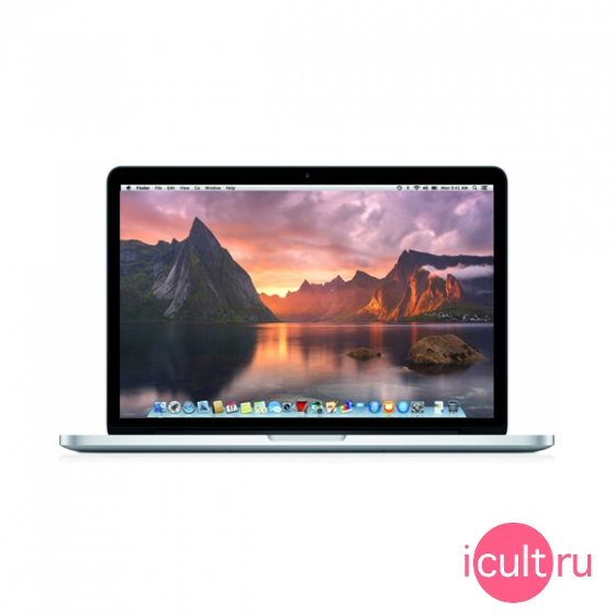 Ноутбук Apple MacBook Pro 13 Retina Core i5 2*2,7 ГГц, 8ГБ RAM, 128ГБ Flash Early 2015 MF839RU/A