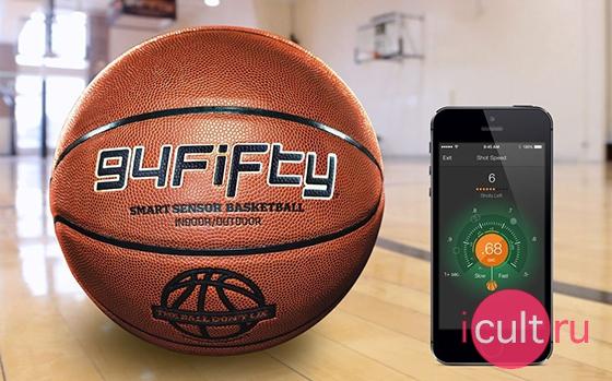 94Fifty Women/Youth Size Smart Sensor Basketball