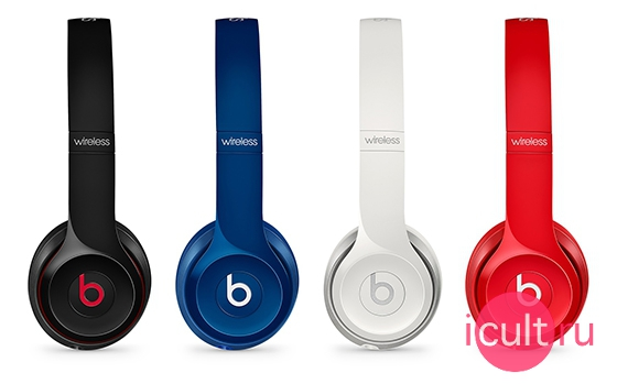 Beats by Dr.Dre Solo 2 Wireless White