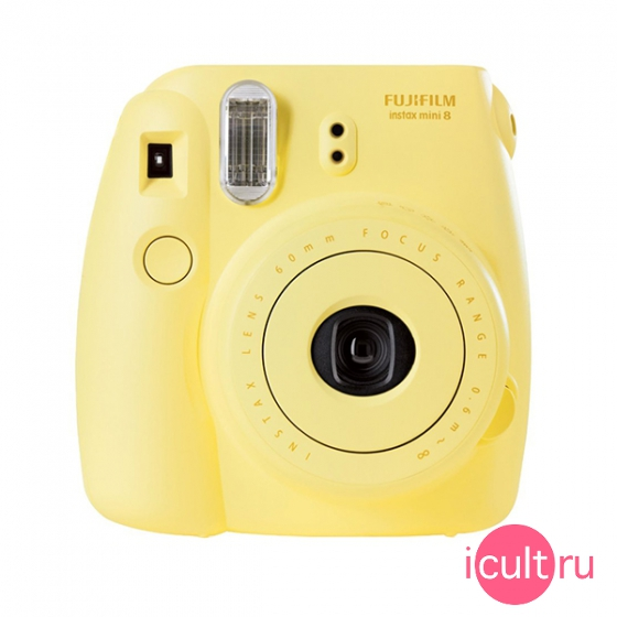 Фотокамера Fujifilm Instax Mini 8 Yellow желтая
