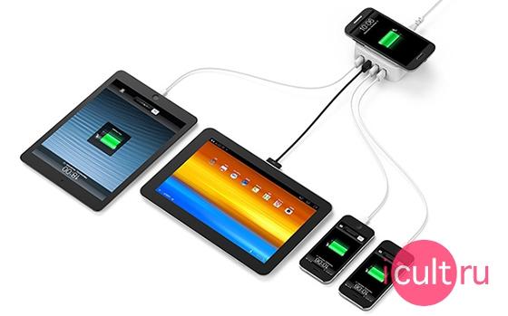 Zendure USB Desktop Charger & Qi Wireless Charging