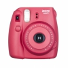 Фотокамера Fujifilm Instax Mini 8 Raspberry малиновая