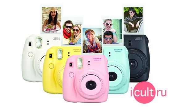 Fujifilm Instax Mini 8 Raspberry