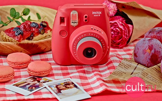 Отзывы Fujifilm Instax Mini 8