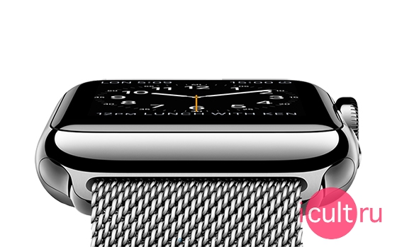 Apple Watch Stainless Steel/Milanese