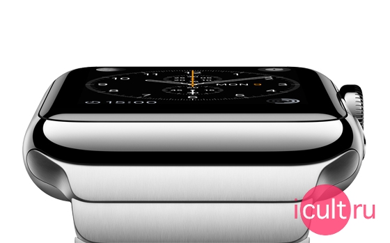 Материалы Apple Watch