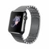 Смарт-часы Apple Watch 38 мм Black Stainless Steel/Black Link Bracelet черные MJ3F2