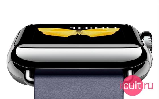 Подключение к Apple Watch