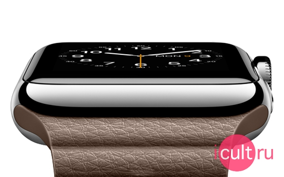 Apple Watch навигация