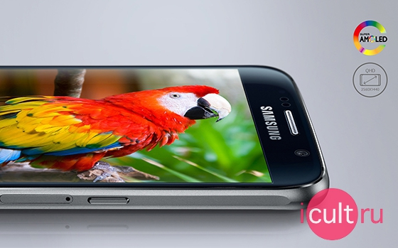 Купить онлайн Samsung Galaxy S6