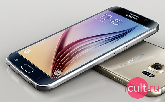 Samsung Galaxy S6 128GB Blue Topaz