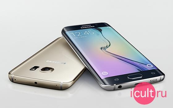 Samsung Galaxy S6 Edge 128GB Black Sapphire