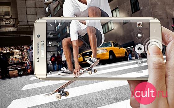 Samsung Galaxy S6 Edge купить онлайн