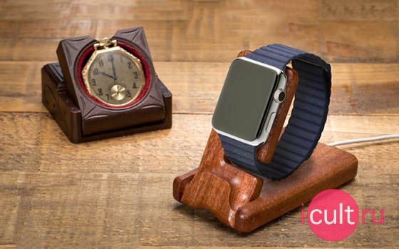 Pad & Quill Luxury Pocket Stand American Cherry