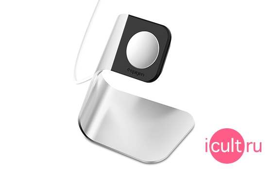 SGP Apple Watch Stand S330 Silver