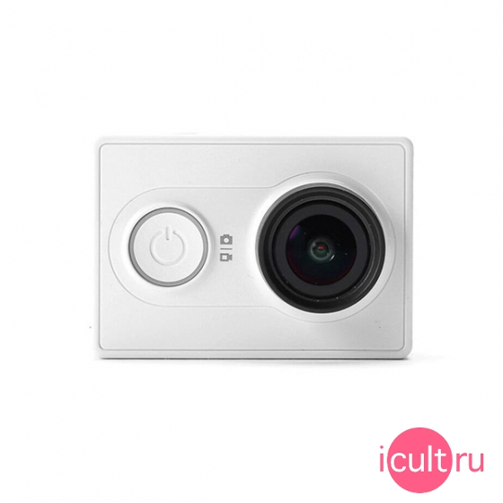 Экшн камера Xiaomi Yi Action Camera Basic Edition Sport White белая