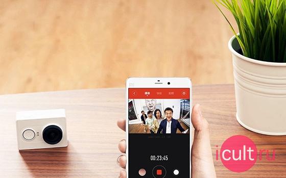 Xiaomi Yi Sport Basic Edition White