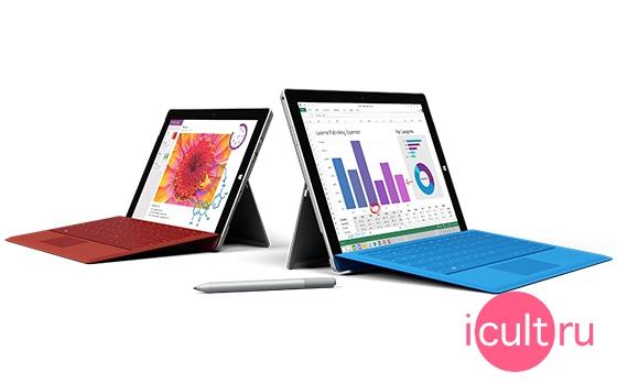 Купить онлайн Microsoft Surface 3