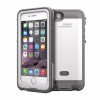 ������������� ������������ ����� � ��� LifeProof FRE Power 2600mAh White/Gray ��� iPhone 6 �����/����� 77-50377