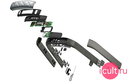 Характеристики Jawbone UP3