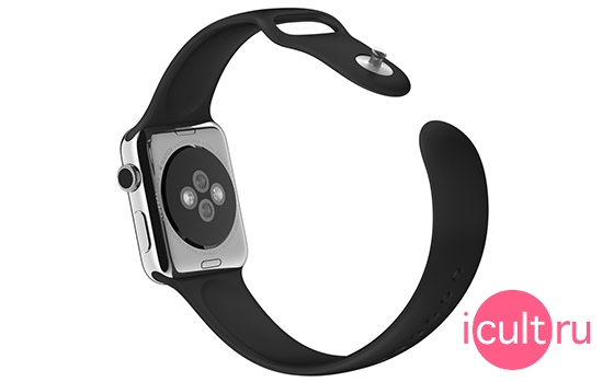 Apple Black Sport Band