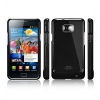 Чехол SGP Samsung Galaxy S2 Case Linear Color series soul black черный SGP07964