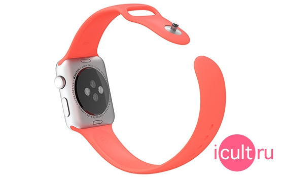 Apple Pink Sport Band