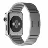 Стальной ремешок Apple Link Bracelet для Apple Watch 42/44 мм серебристый MJ5J2