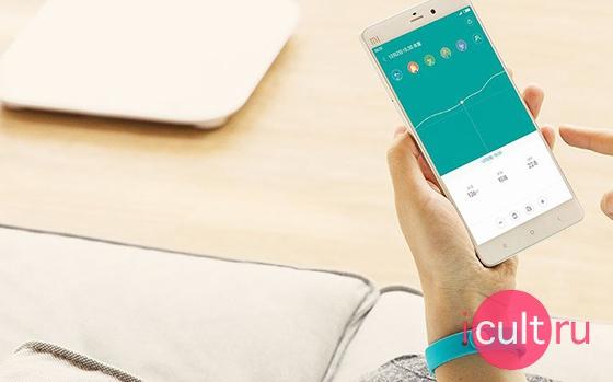 Xiaomi Smart Scales фото