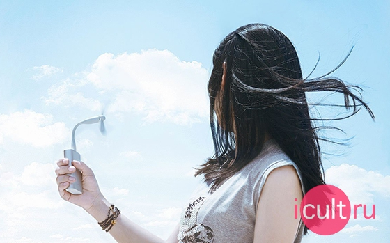Xiaomi Mi Portable Fan Blue