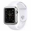Чехол SGP Case Thin Fit Satin Silver для Apple Watch 38 мм серебристый SGP11489