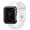 Чехол SGP Case Thin Fit Smooth Black для Apple Watch 38 мм черный SGP11487