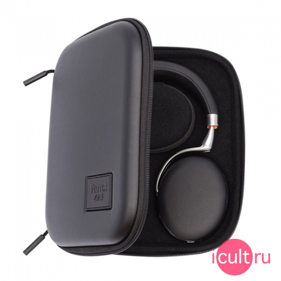 Чехол Parrot Headphones Case Black для Parrot Zik 2.0/3.0 черный PF056029AA