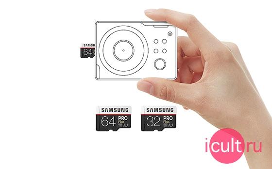 Samsung Pro Plus 32GB MicroSDHC
