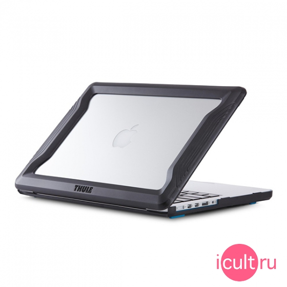 Чехол-бампер Thule Vectros Black для MacBook Pro 13 Retina черный TVBE-3153