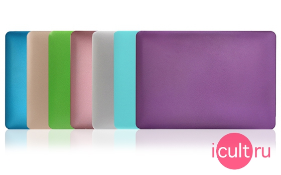 Shield Satin The New MacBook 12 Blue