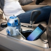 АЗУ ThinkGeek Star Wars R2-D2 USB Car Charger 2.1A/2USB белое