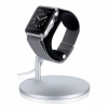 Док-станция Just Mobile Lounge Dock Silver для Apple Watch серебристая ST-120