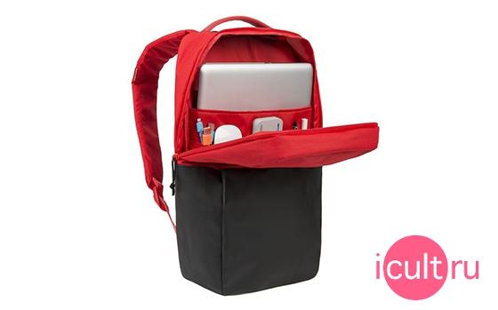 Incase Staple Backpack Red/Black