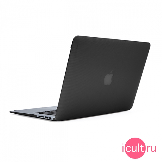 "Чехол Incase Hardshell Case Black для MacBook Air 13"" черный CL60605"