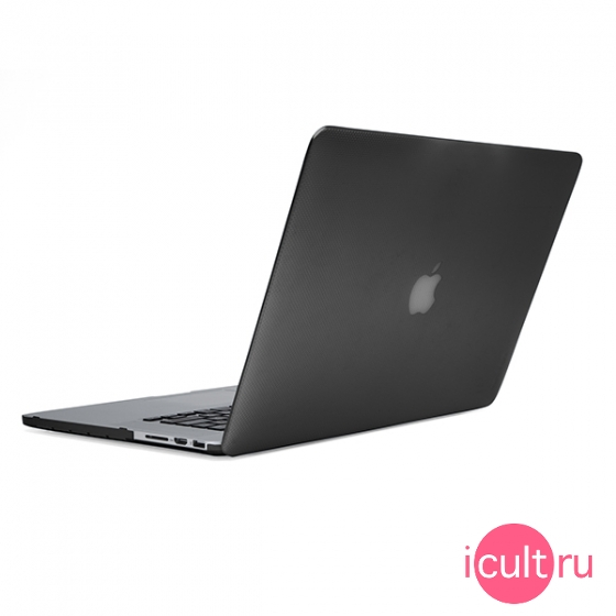 "Чехол Incase Hardshell Case Black для MacBook Pro 13"" Retina черный CL60607"
