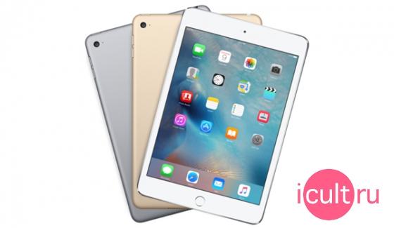 Apple iPad mini 4 Silver 128GB