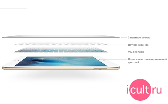 Apple iPad mini 4 Touch ID