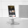 Док-станция Twelve South HiRise Deluxe для iPod/iPhone/iPad mini серебристая 12-1421