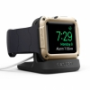 Док-станция Spigen Apple Watch Night Stand S350 Black для Apple Watch черная SGP11584